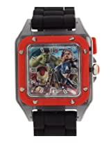 Marvel Analog Multi-Colour Dial Boy's Watch - AW100363