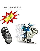 Toys Bhoomi RC Mini Stunt MotorBike - Extreme Stunts