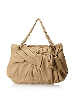 Ivanka Trump Women's Jade Twist Double Shoulder Bag (Sand)