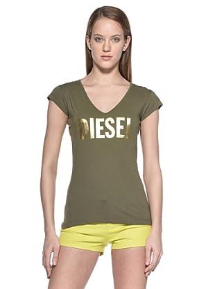 Diesel Camiseta San (Musgo)