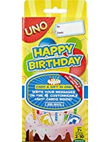 UNO Celebration Card Game