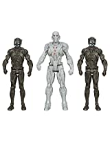 Marvel Avengers Age of Ultron Ultron 2.0 and Ultron Sentries