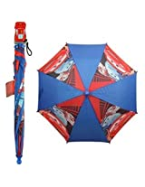 Disney Pixar Cars Boy's Lightening McQueen 3D Handle Umbrella