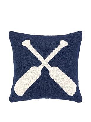 Peking Handicraft Oars Hook Pillow