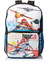 Disney Boys' Planes Backpack with Lunch Kit