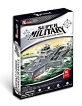 Aircraft Carrier Charles de Gaulle 3D Puzzle