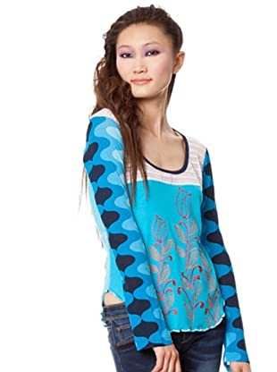 Custo Camiseta (Azul)