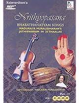 Nrithyopasana  Vol-41,42,43,44 - Part 11 Jathiswaram in 35 Thalas
