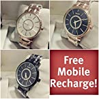 Imported Rado Replica Watch With Free Recharge*