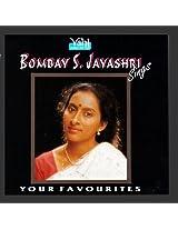 Bombay S. Jayashri (Sings Your Favorites)