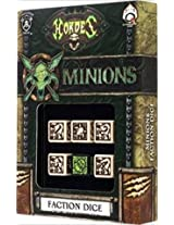 Q-Workshop SPHO53 Hordes Minions Dice Set 6