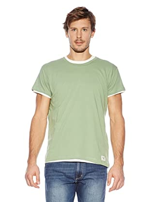 Wrangler Camiseta Nestor (Verde)