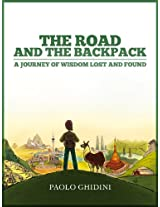 The road and the backpack