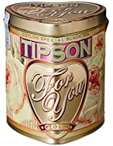 Tipson For You Loose Tea, Gold, 75g