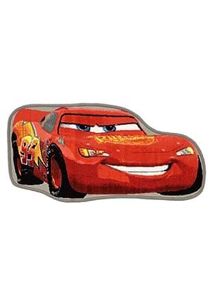 ABC Tappeti Alfombra Cars (Rojo)