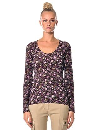 Eccentrica Camiseta Madonna (Violeta)