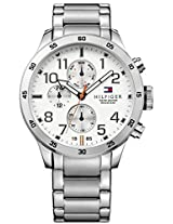 TOMMY HILFIGER TH1791140 MENS MULTIFUNCTIONAL STEEL WATCH