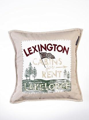 Lexington Company Funda De Cojín Palma (Beige)
