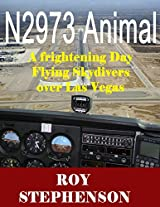 N2973 ANIMAL: An exciting day flying skydivers over Las Vegas