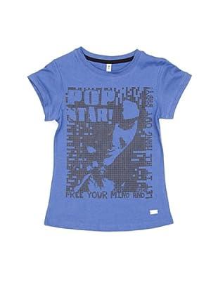 New Caro Camiseta (Azul)