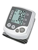 HoMedics BPW-060 Digital Automatic Wrist Blood Pressure Monitor with 120 Memories