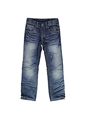 Pantalón Denim (Azul)