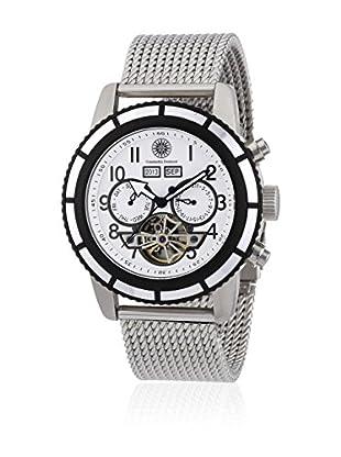 Constantin Durmont Reloj automático Unisex CD-PUEB-AT-STM-STBK-WH  42 mm