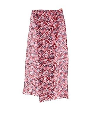 Monoplaza Foulard Colores (Rojo)