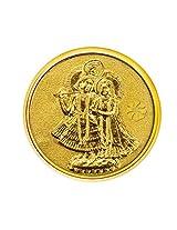 PPG Radha Krishna Gold Coins 250mg