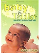 Baby & Toddler Cookbook (English): 1
