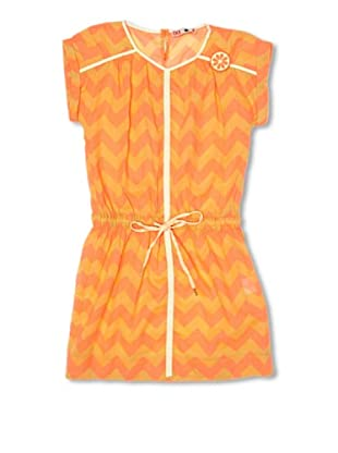 CKS Kids GIRLS Vestido Tanzanite (Naranja)