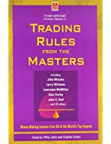 Trading Rules from the Masters