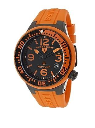 Swiss Legend Reloj Neptune Lady Naranja