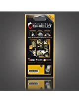 Genuine ZAGG Invisible Shield Screen Protector for Blackberry Torch 9800