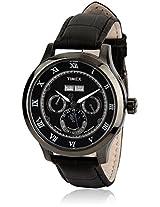 I501 Silver/Black Analog Watch