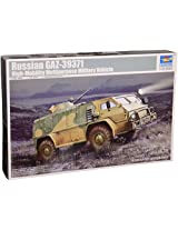 Trumpeter Russian Gaz 39371 High Mobility Multipurpose Military Vehicle Model Kit