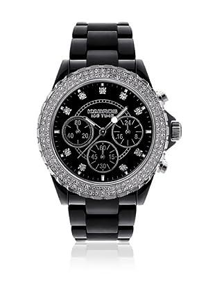 K&Bros  Reloj 9553-4 Negro