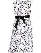 Black Casual Dress Gini & Jony For Jabong