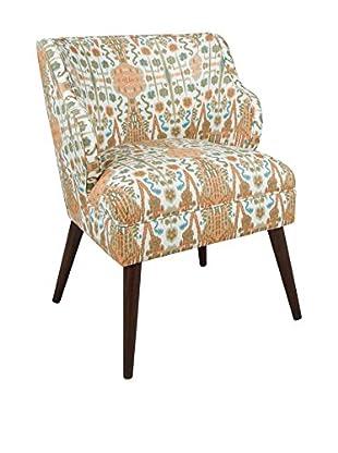 Skyline Furniture Modern Chair, Bombay Mango