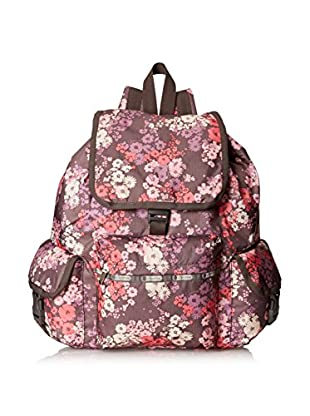 LeSportsac Women's Voyager Backpack, Wistful Florals