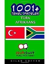 1001+ Basic Phrases Turkish - Afrikaans
