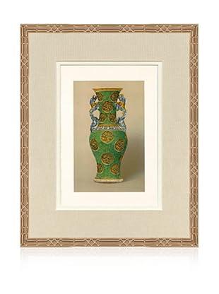 1901 JP Morgan Vase Print III
