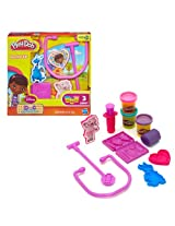 Hasbro Play-Doh Disney Doc Mcstuffin Doctor Kit Playset