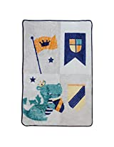 Bedtime Originals Sparky Warm and Cozy Blanket
