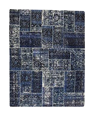 Eden Teppich Pacthwork mehrfarbig 243 x 306 cm