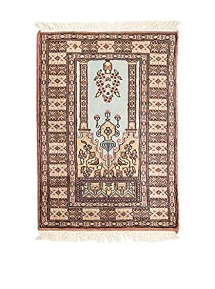 RugSense Alfombra Kashmir Marrón/Multicolor