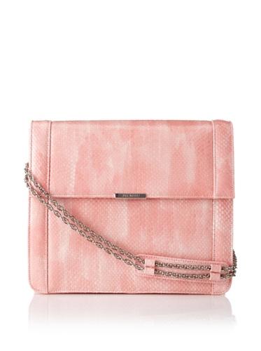 Jason Wu Women's Structured Snakeprint Shoulder Bag, Pink