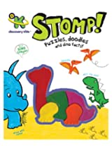 Parragon Discovery Kids Stomp - Puzzles Doodles And Dino Facts