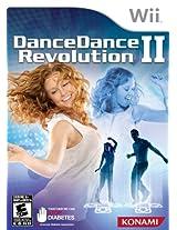 DanceDanceRevolution II - Nintendo Wii