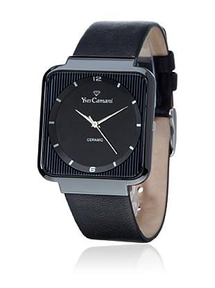 Yves Camani Reloj Grand Cerámica Negro